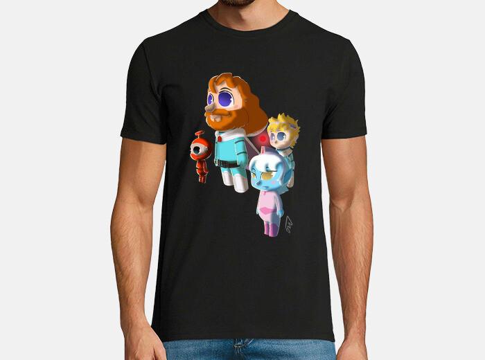 T shirt ulisse  tostadora