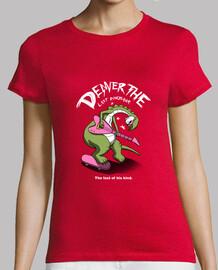 última dinosaurio vs la camiseta mundial de mujeres