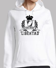 Última Noche de Libertad (Chicas)