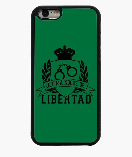 Funda iPhone 6 / 6S Última Noche de Libertad (Chicos)
