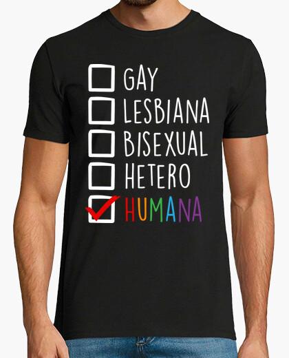 T-shirt umano