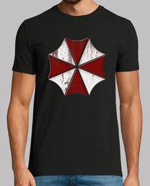 Umbrella Corporation. Resident Evil. Zombie