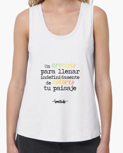 Camiseta Un arcoíris