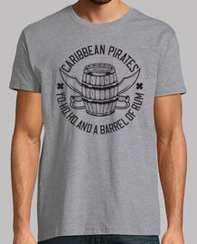 un barile of rum