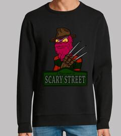 un cauchemar sur la rue peur