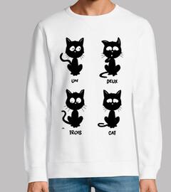 un deux trois chat