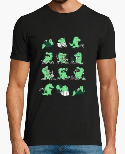 Camiseta un día en la vida
