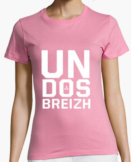 Tee-shirt Un dos Breizh