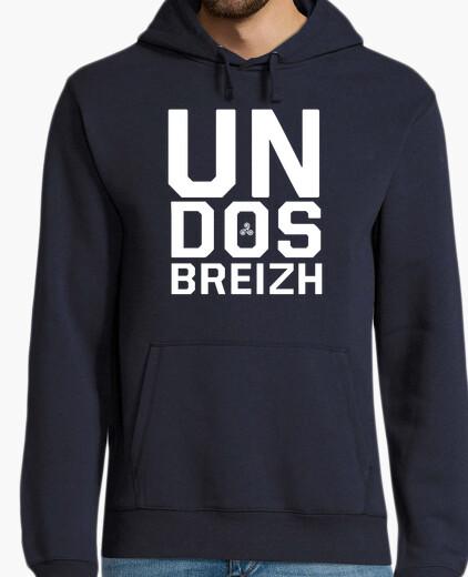 Un dos Breizh - Sweat-shirt homme