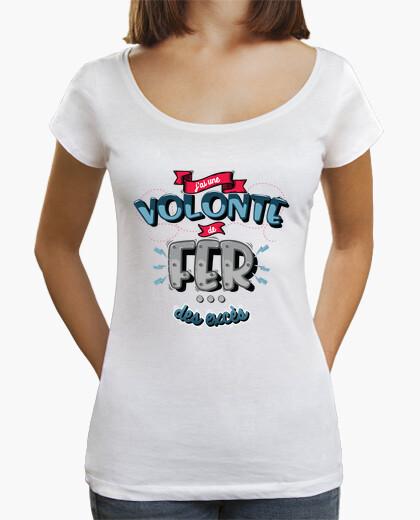 Camiseta un exceso de voluntad de hierro
