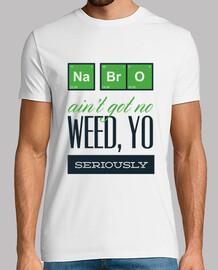 un fratello non got weed  io seriamente