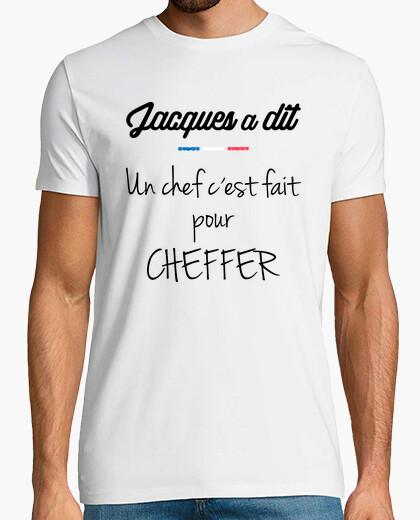 Camiseta un líder está hecho para hacer trampa