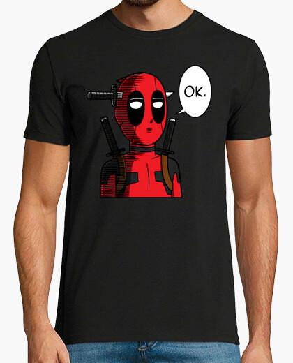 Tee-shirt un mort merc