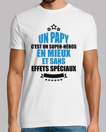 Un papy sans effets spéciaux