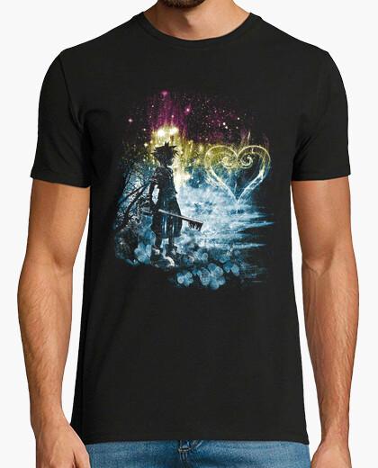 T-shirt un percorso per il cuore