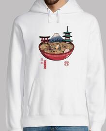 un ramen japonés