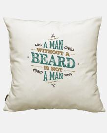 un uomo senza beard è not un uomo