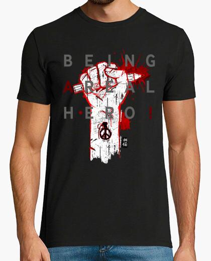 T-shirt un vero eroe