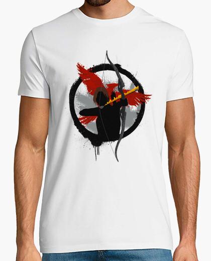 Camiseta una chispa en la oscuridad