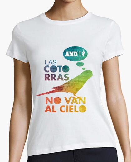 Camiseta Una de cotorras...