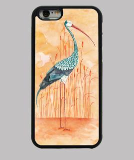 una exotischer storch