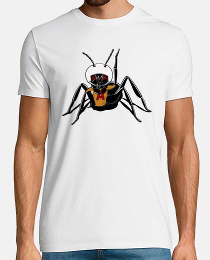 una formica atomica.