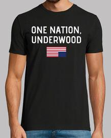 una nación debajo del bosque