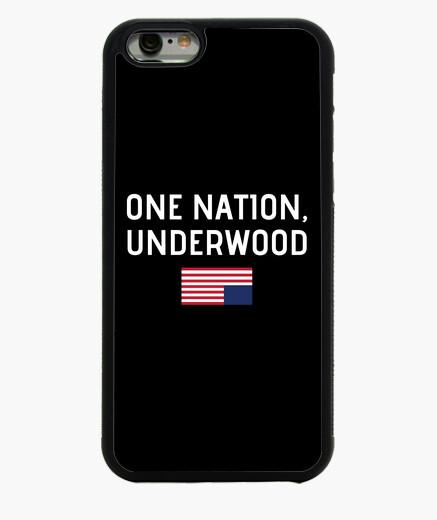 Funda iPhone 6 / 6S una nación debajo del bosque