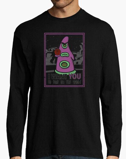 Camiseta Uncle Purple