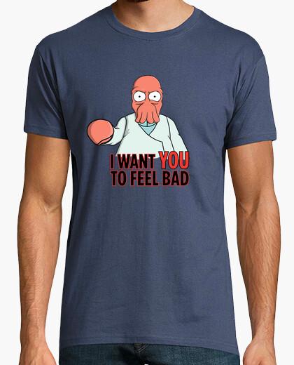 Camiseta Uncle Zoidberg