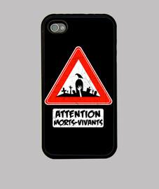 Undead - iphone case