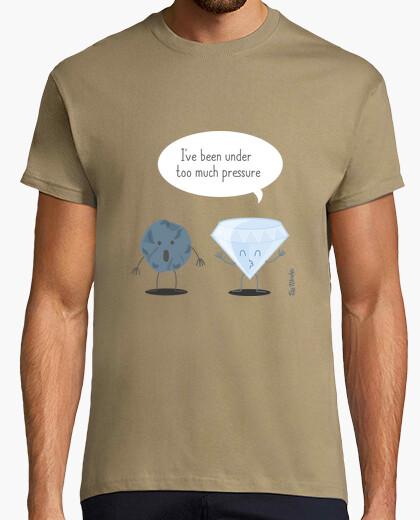 Camiseta Under pressure