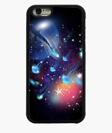 Funda iPhone 6 / 6S Under the sea space