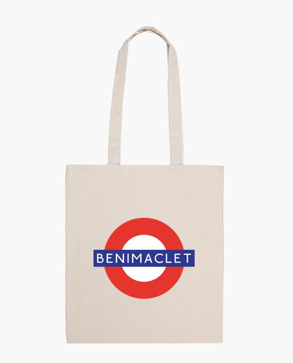 Bolsa Underground Benimaclet