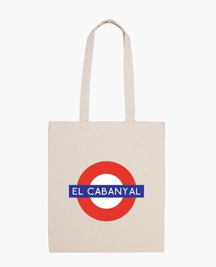 Underground cabanyal bag
