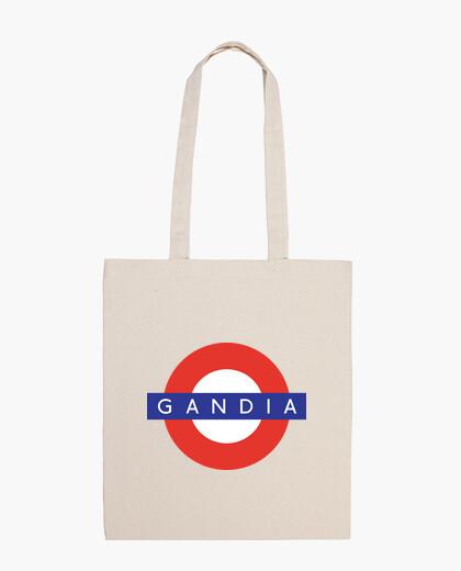 Bolsa Underground Gandia