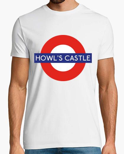 Camiseta UnderGround Howl's Castle