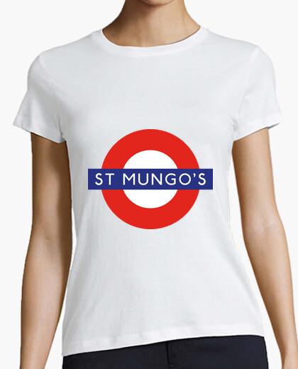 Camiseta UnderGround St Mungo's