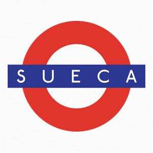 Camisetas Underground Sueca