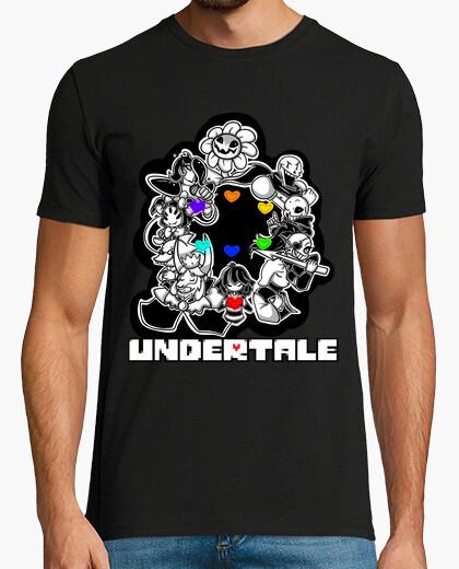 Camiseta Undertale