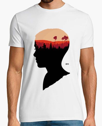 T-shirt undici - cose più strane