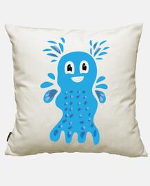undiscovered happy cute sea creature