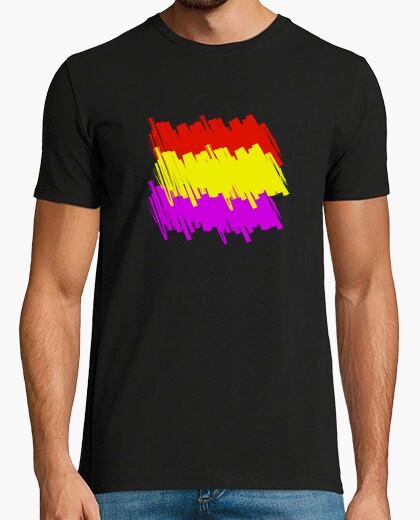 Tee-shirt une coups de république