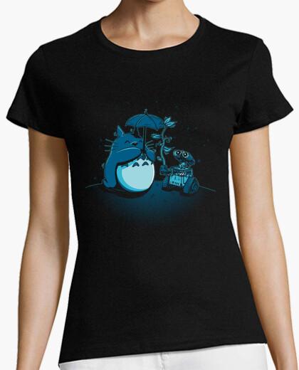 Tee-shirt une installation pour l'avenir