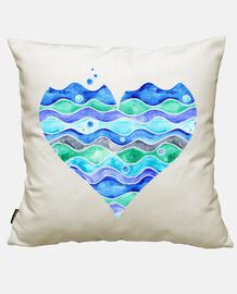 une mer d'amour (transparent)