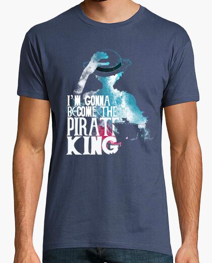 Tee-shirt une seule pièce - le roi des pirates