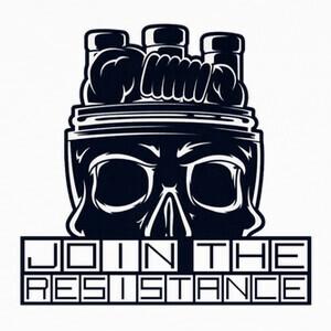 Tee-shirts únete a la resistencia
