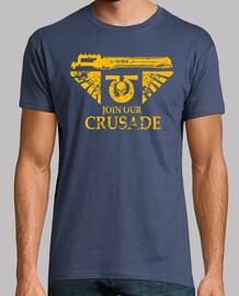 únete a nuestra cruzada