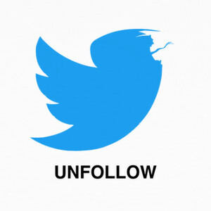 Unfollow T-shirts