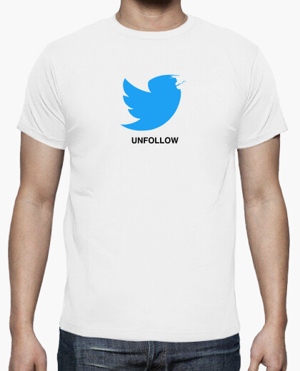 Unfollow t-shirt